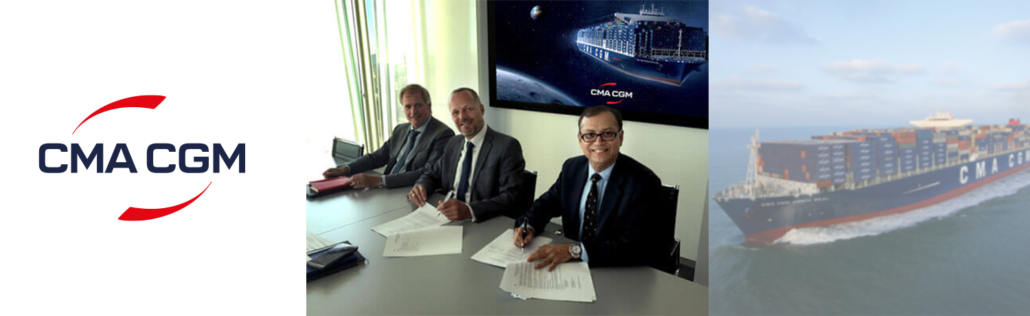 CMA Ships select PAL 3 from MariApps Marine Solutions
