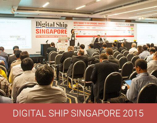 Digital Ship Singapore 2015