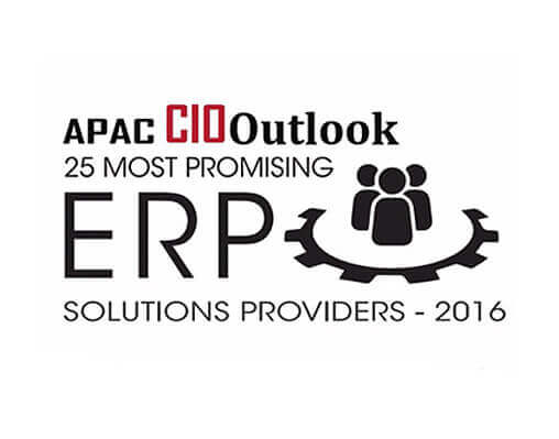 MariApps among 25 Top ERP solution providers in 2016