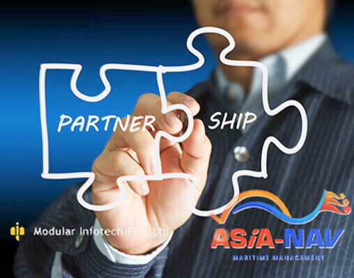 MariApps has entered into channel partnership agreements with AsiaNAV and Modular Infotech
