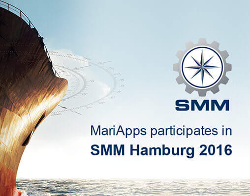 MariApps participates in SMM Hamburg 2016