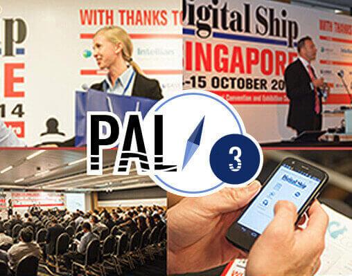 MariApps showcases its flagship product PAL e3 at Digital Ship Hamburg convention.