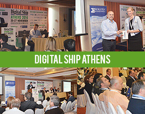 MariApps takes part in Digital Ship Athens on 11th & 12th November
