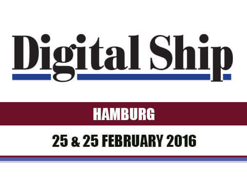MariApps takes part in Digital ship Hamburg on 25th and 26th February.