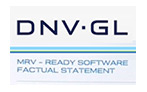 <em>smart</em>PAL is certified by DNV GL to comply with EU MRV requirements.