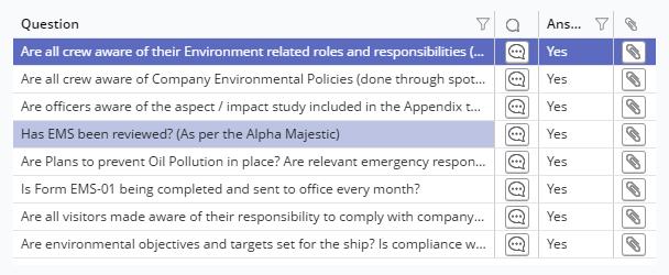 ship safety management system