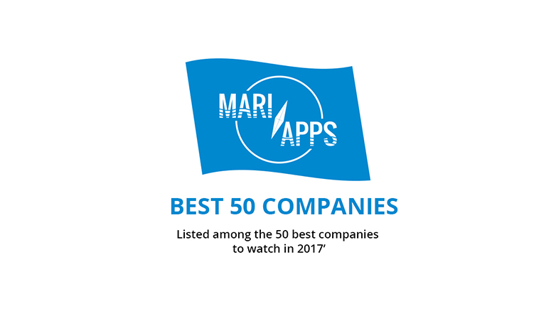 MariApps listed among the 50 best companies to watch in 2017