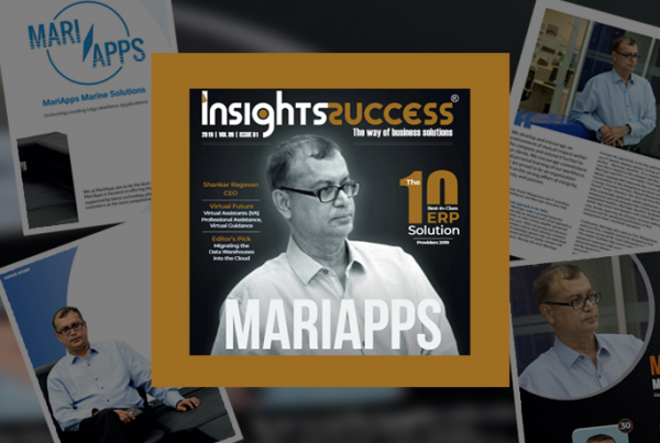 MariApps Marine Solutions: Delivering Leading Edge Maritimes