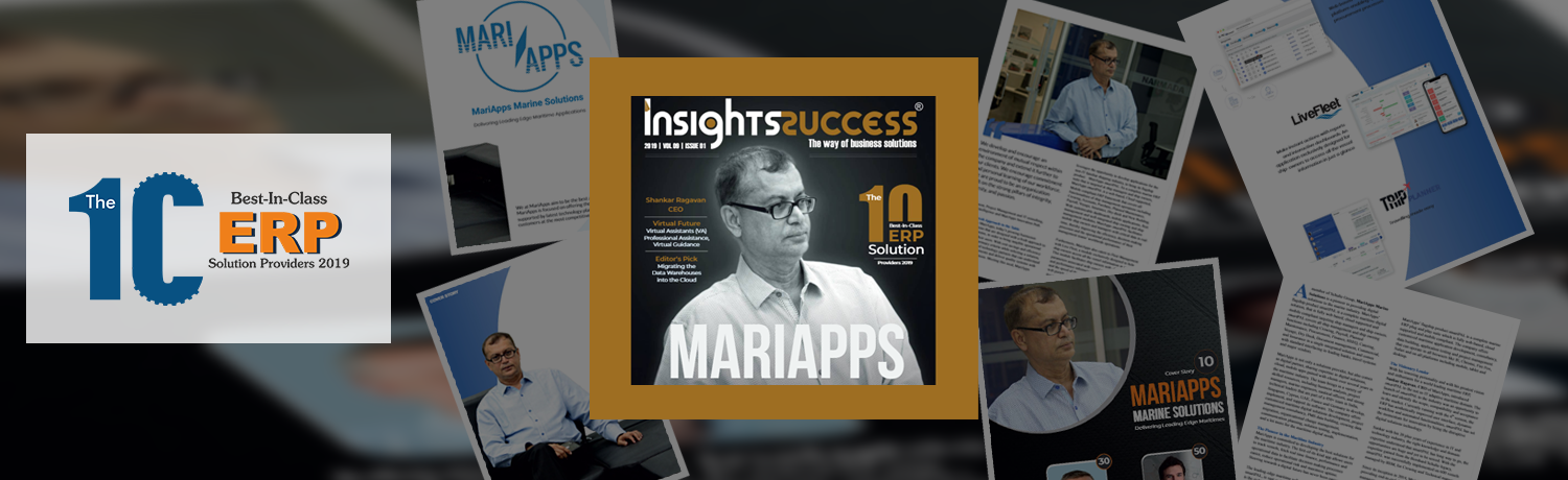 MariApps Marine Solutions: Delivering Leading Edge Maritime Applications