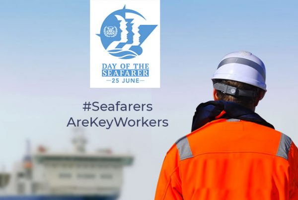 Seafarers are essential in running the global economy