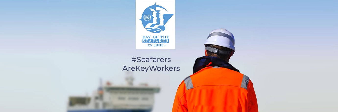 On this day of the seafarers, Ahoy from MariApps!